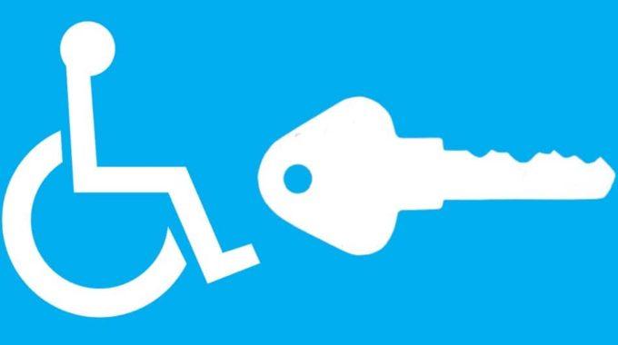 Disabled Access Key (MLAK)